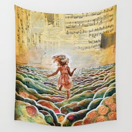 Heavenly Places Wall Tapestry