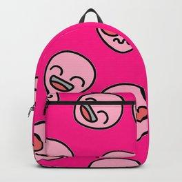 Pink Alien Backpack