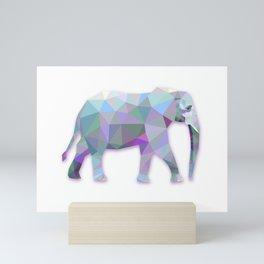 Cool Elephant Mini Art Print
