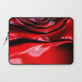 Cherry Syrup on Ice Cream Laptop Sleeve