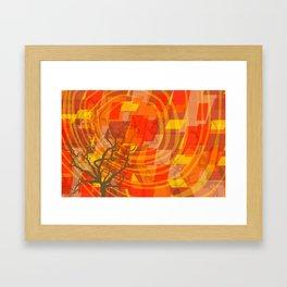 Ode to Autumn Framed Art Print
