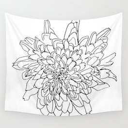 SuperMum Wall Tapestry