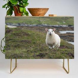 The prettiest sheep Credenza