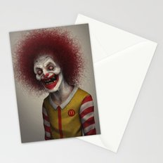 Ronald McDonald Stationery Cards