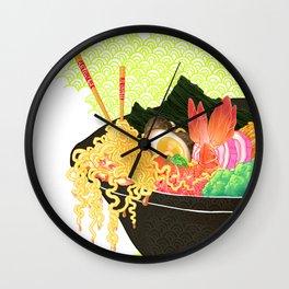 Ramaid Wall Clock