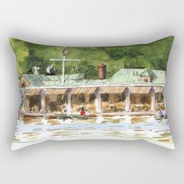 Loeb Boathouse Rectangular Pillow