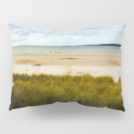 Beach  in Brittany Pillow Sham