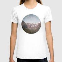 montana T-shirts featuring Montana Blues by CMcDonald