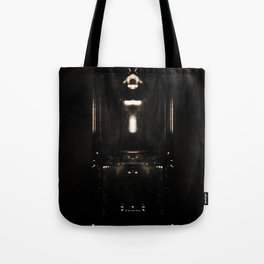 it's not totally dark Tote Bag