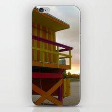 Beach Shack iPhone & iPod Skin
