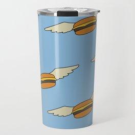 Bob's Burgers Flying Burger Travel Mug