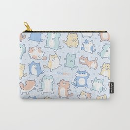 Kitty Dance Off! Carry-All Pouch