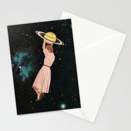 I Am Alien Stationery Cards