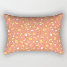 Hunger Street Rectangular Pillow