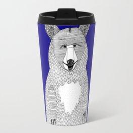 Blue Bear Travel Mug