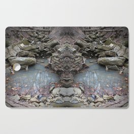 Mirrored Riverbed Cutting Board