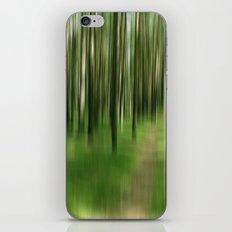 Rügenwald no.2 iPhone & iPod Skin