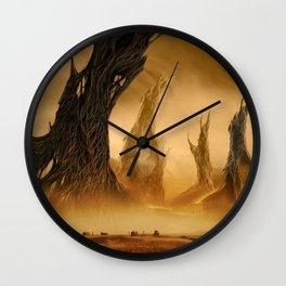 Regis 3 Wall Clock
