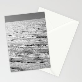 Kite Surfer Stationery Cards