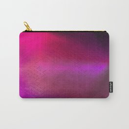 Eternal Knot Pattern 2 (magenta) Carry-All Pouch