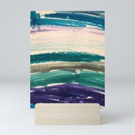 OceanVibes Mini Art Print