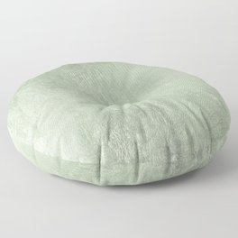 Modern elegant stylish blush green abstract pattern Floor Pillow