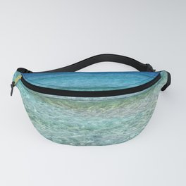 Abstract Ocean Fanny Pack