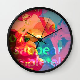 How to Disappear Completely Wall Clock