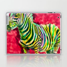 Mr. Zebra Laptop & iPad Skin