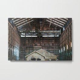 Roof Metal Print