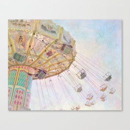 Summer Swings Canvas Print