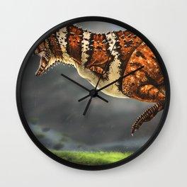 Carnotaurus Restore Wall Clock