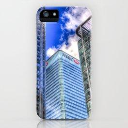 Corporate London iPhone Case