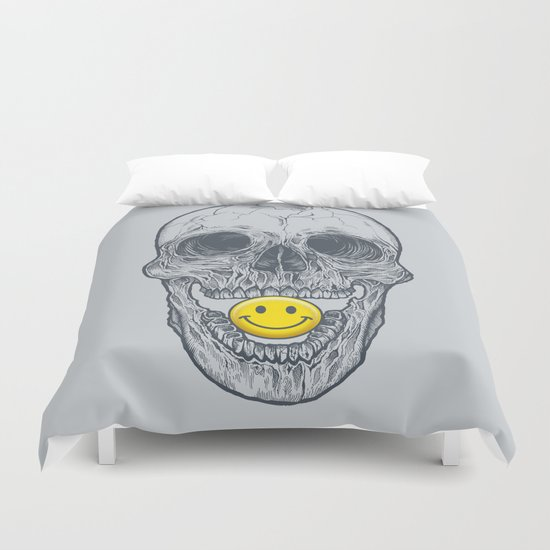 Have a Nice Day! Duvet Cover