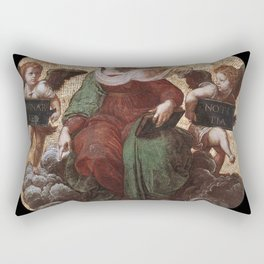 Raphael - Theology Rectangular Pillow
