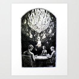 Requiem for a Story Art Print