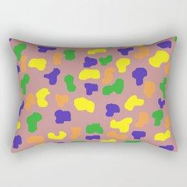 Blob Art #1 Rectangular Pillow