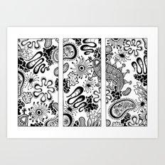 Protista Art Print