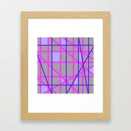 Abstract RP Framed Art Print