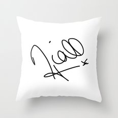 Niall Horan - One Direction Throw Pillow