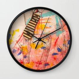 The Flip Flop Wall Clock
