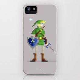 Pixel Link iPhone Case
