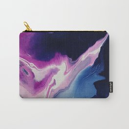 Oysters, acrylic pouring medium Carry-All Pouch