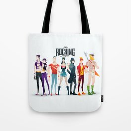 the rocking league Tote Bag
