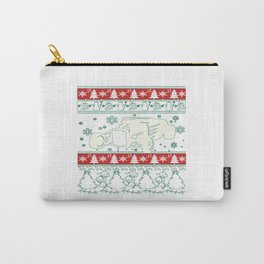 Hot rod christmas Carry-All Pouch