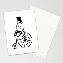 Fancy Raccoon Stationery Cards