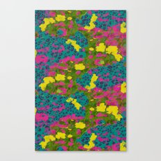 Jungle mix Canvas Print