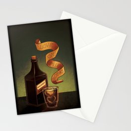 Love On The Rocks Stationery Cards