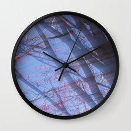 Autumn Motif 3 Wall Clock
