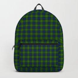 Muir Tartan Backpack